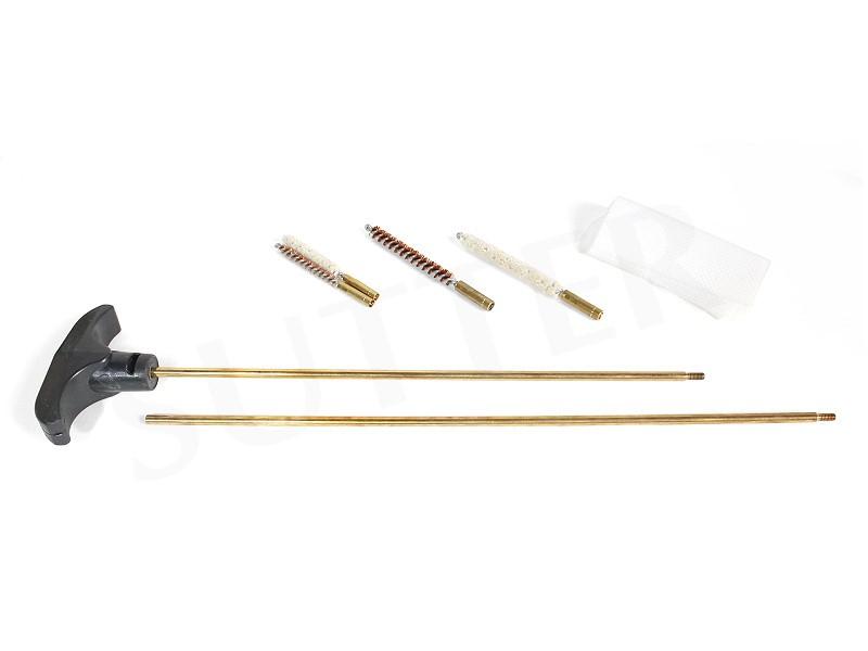 Kit de nettoyage pour armes à feu (7 pièces) pour calibres .177/4,5 mm et .22/5,5 mm