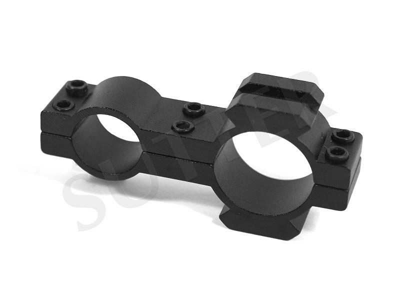 Anneau double de montage - Diamètre : 25,4mm & 18mm