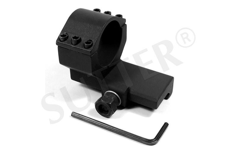 Anneau de montage KDM007 pour 19-21 mm Weaver et Picatinny rail