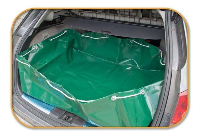 Bac à gibier pliable en bâche PVC extrêmement robuste