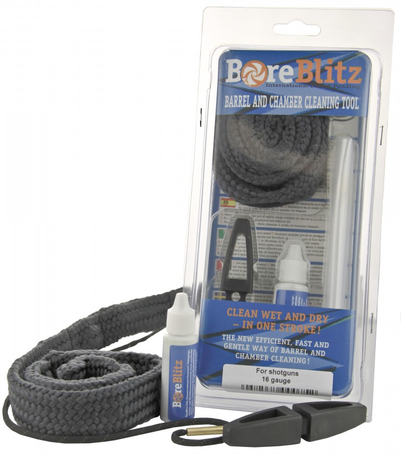 Corde de nettoyage BoreBlitz pour les Fusils, Pistolet et d'autres armes à poing
