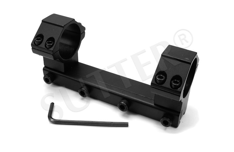 Rail de montage 30 / 55 / 120 pour 11mm prism rail