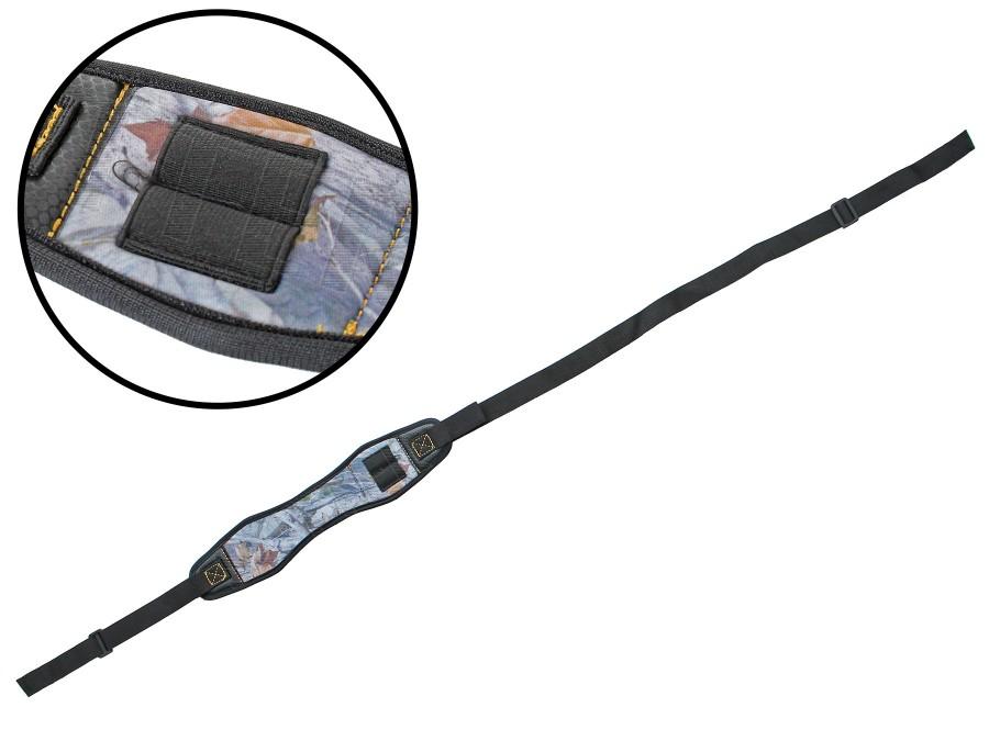 PREMIUM Bretelle pour arme - Largeur: 6-9cm - Camouflage