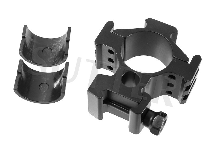 Montage d=30mm Forte * Pour 19-21mm rails