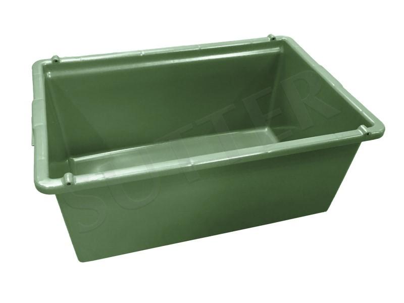 Bac à gibier pour le transport du gibier dans le coffre (80 litre)