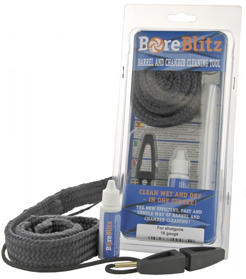 Corde de nettoyage BoreBlitz pour les fusils