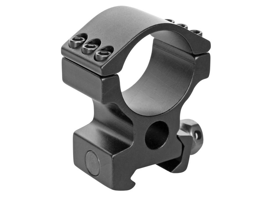Anneau de montage très robuste - Pour rails de 19mm - Dimension 30mm