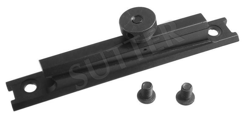 Poignée de transport rail adaptateur Picatinny pour AR15