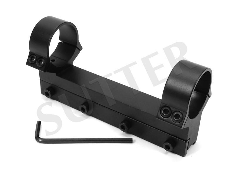 Rail de montage 30 / 60 / 120 pour 11mm prism rail