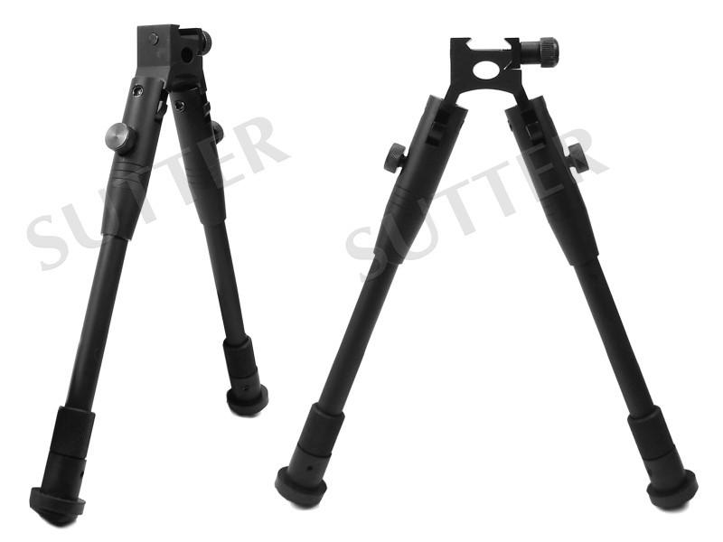 Support et bipieds pour armes pour rails de 19-22mm bipied Bipod 28-36,5 cm