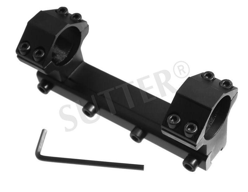 Rail de montage 25,4 / 50 / 120 * pour rails de 11mm